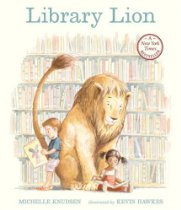 Library Lion.2015